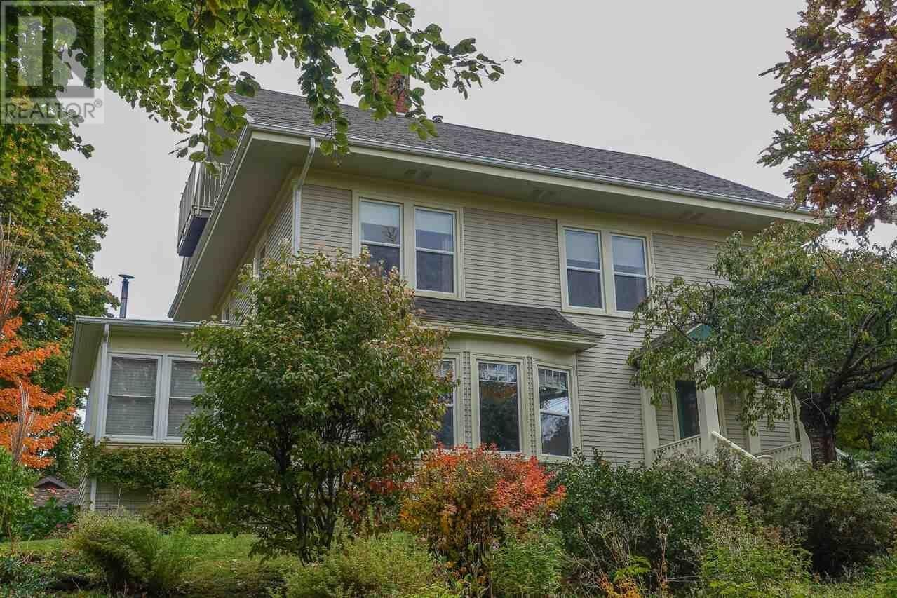 House for sale at 33 Highland Ave Wolfville Nova Scotia - MLS: 202021575