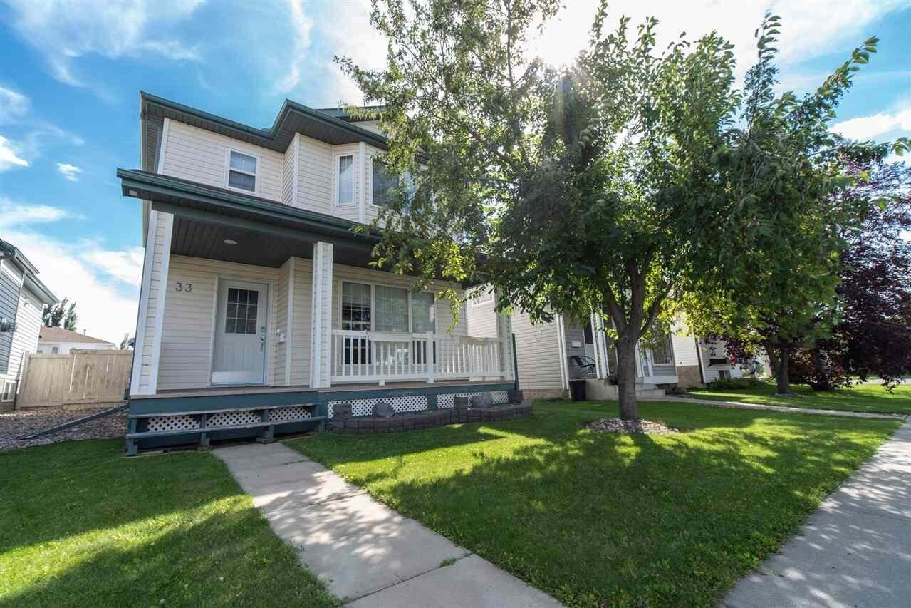 House for sale at 33 Highwood Bv Devon Alberta - MLS: E4212115