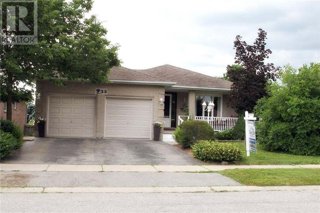 House for sale at 33 Hillside Rd Ingersoll Ontario - MLS: 30805929