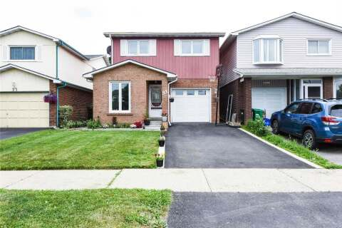 House for sale at 33 Hockley Path Brampton Ontario - MLS: W4802845