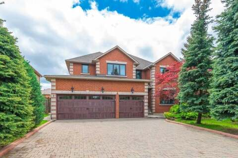 House for sale at 33 Horizon Ct Richmond Hill Ontario - MLS: N4810130
