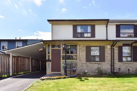 Townhouse for sale at 33 Horseley Hill Dr Toronto Ontario - MLS: E4455210