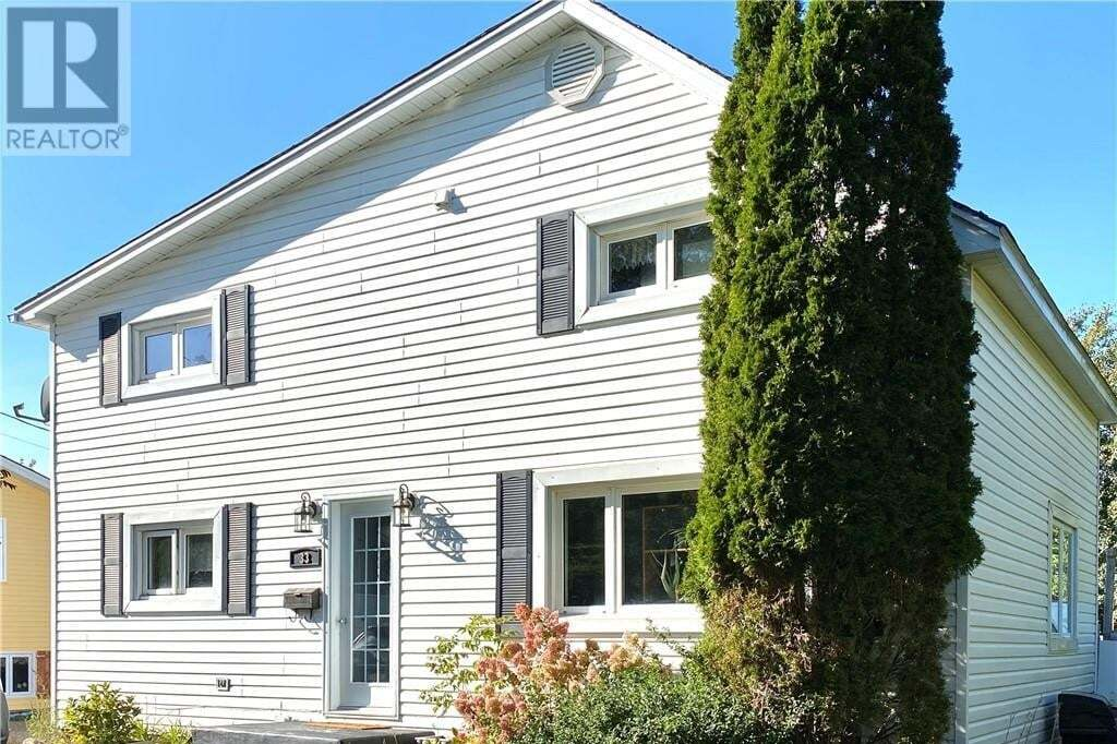 House for sale at 33 Islandview Dr Fredericton New Brunswick - MLS: NB049829