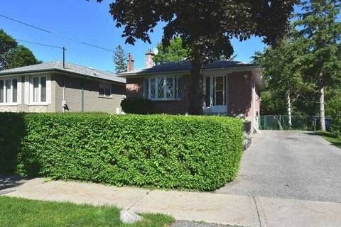 House for sale at 33 Jeffton Cres Toronto Ontario - MLS: E4504143