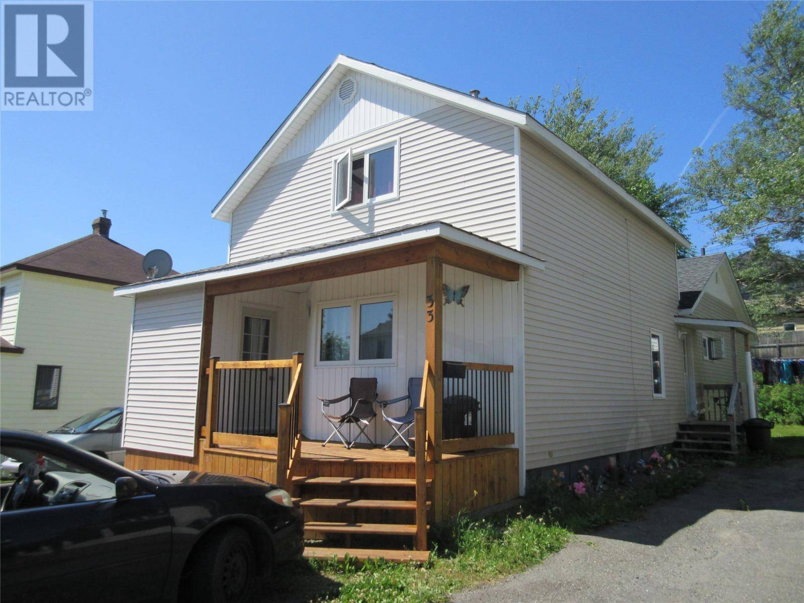 House for sale at 33 Junction Rd Grand Falls-windsor Newfoundland - MLS: 1200230