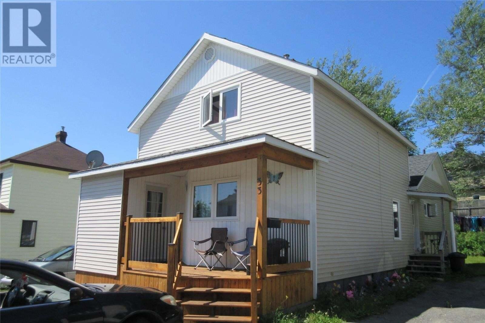 House for sale at 33 Junction Rd Grand Falls-windsor Newfoundland - MLS: 1216945