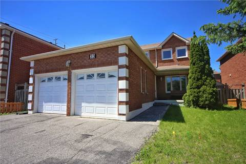 House for sale at 33 Keremeos Cres Richmond Hill Ontario - MLS: N4475440