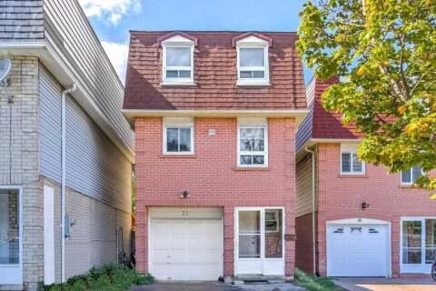 House for sale at 33 Kimbercroft Ct Toronto Ontario - MLS: E4854514