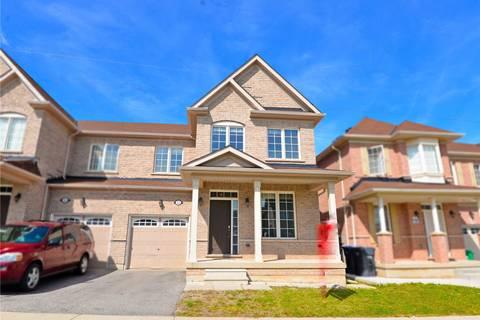 Townhouse for sale at 33 Kimborough Hllw Brampton Ontario - MLS: W4482860
