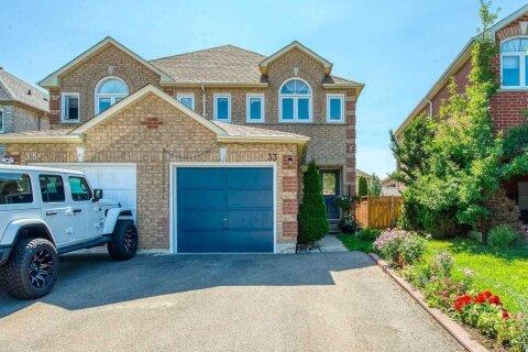 Townhouse for rent at 33 Kitto Ct Brampton Ontario - MLS: W4995252