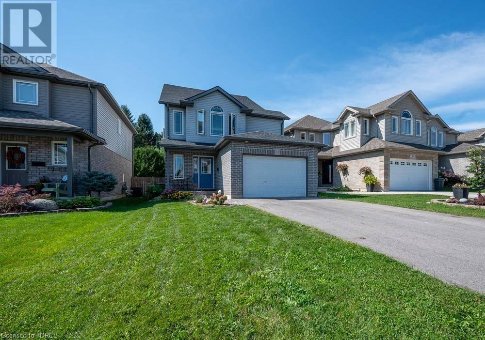 House for sale at 33 Langrell Ave Tillsonburg Ontario - MLS: 222696