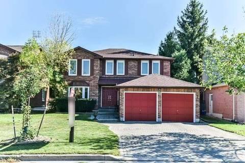 House for sale at 33 Lehman Cres Markham Ontario - MLS: N4437372