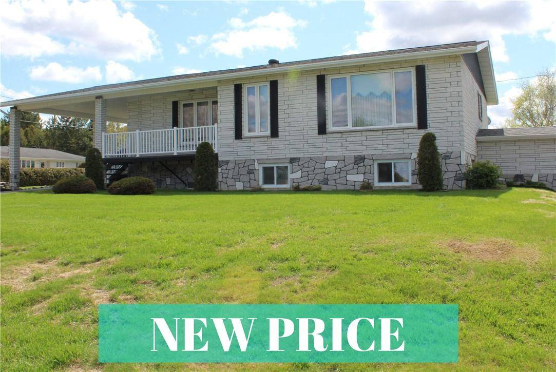 House for sale at 33 Levesque St Grand-sault New Brunswick - MLS: NB016622