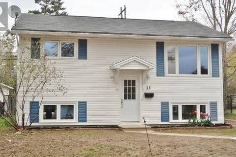 House for sale at 33 Lilac Cres Fredericton New Brunswick - MLS: NB025043