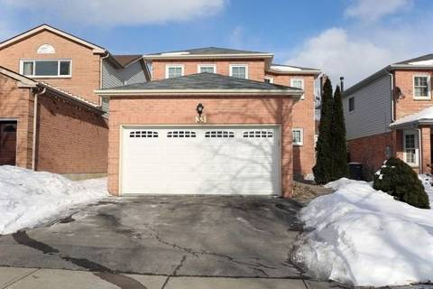House for sale at 33 Lipton Cres Whitby Ontario - MLS: E4470027