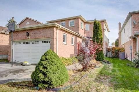 House for sale at 33 Lipton Cres Whitby Ontario - MLS: E4634052
