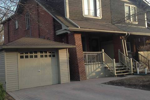 Townhouse for sale at 33 Lola Rd Toronto Ontario - MLS: C4415656