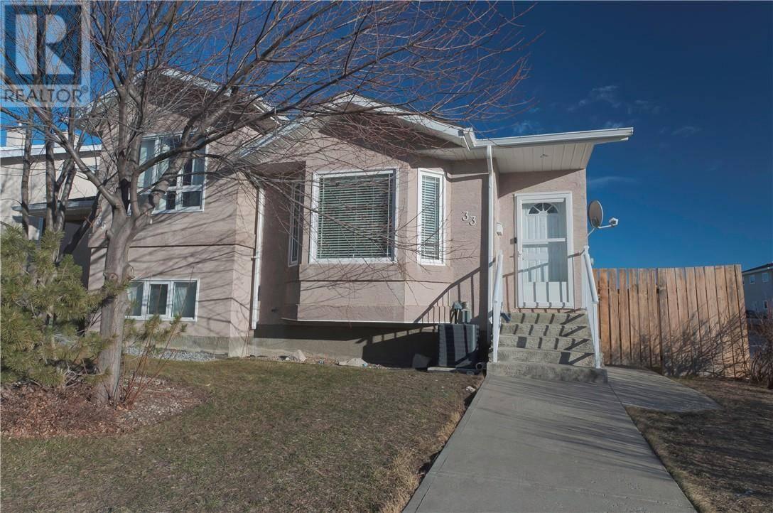 Townhouse for sale at 33 Lynx Rd N Lethbridge Alberta - MLS: ld0184359