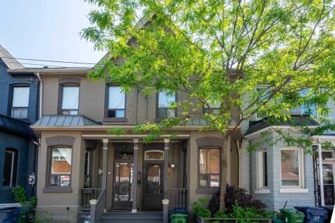 Townhouse for sale at 33 Manning Ave Toronto Ontario - MLS: C4787876