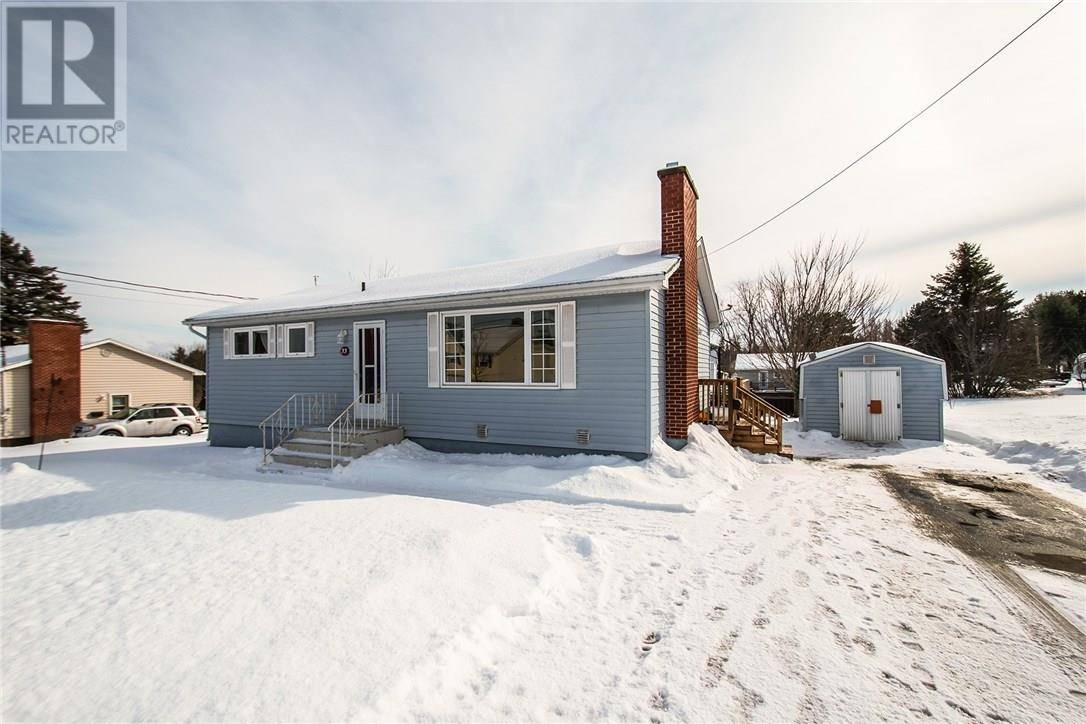 House for sale at 33 Manning Rd Riverview New Brunswick - MLS: M127247