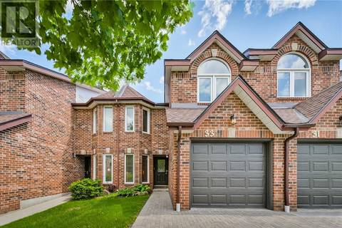 Townhouse for sale at 33 Marilyn Dr Guelph Ontario - MLS: 30743971