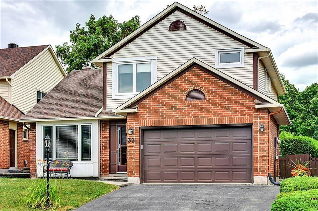 House for sale at 33 Mclennan Wy Ottawa Ontario - MLS: 1164929