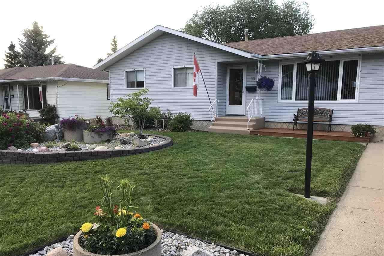 House for sale at 33 Menlo Cr Sherwood Park Alberta - MLS: E4193853