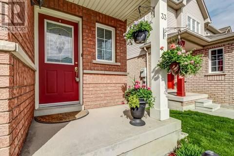 House for sale at 33 Milkweed Cres Brampton Ontario - MLS: 30731881