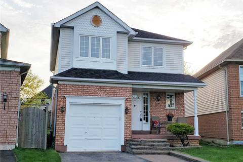 House for sale at 33 Monk Cres Ajax Ontario - MLS: E4461448