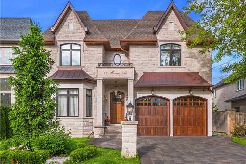 House for sale at 33 Moray Ave Richmond Hill Ontario - MLS: N4492801