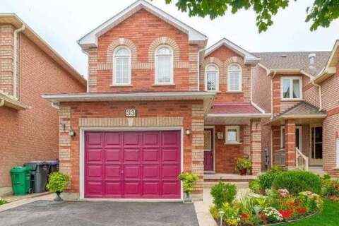 House for sale at 33 Mosley Cres Brampton Ontario - MLS: W4906734