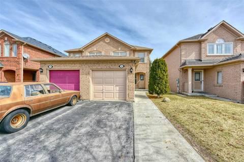 Townhouse for sale at 33 Mount Fuji Cres Brampton Ontario - MLS: W4731305