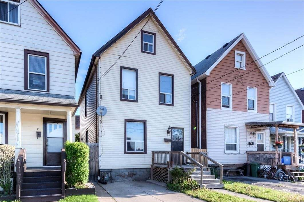 House for sale at 33 Munroe St Hamilton Ontario - MLS: H4078572