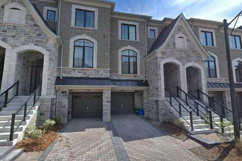 Townhouse for sale at 33 Nardini Ln Richmond Hill Ontario - MLS: N4454093