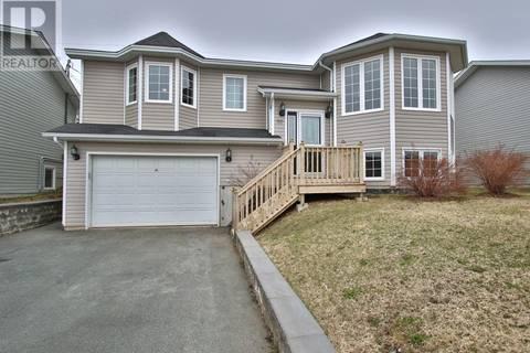 House for sale at 33 Newhook Pl St. John's Newfoundland - MLS: 1196204