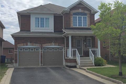 House for sale at 33 Oceanpearl Cres Whitby Ontario - MLS: E4461189