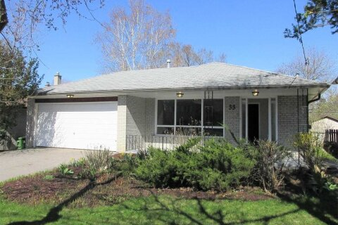 House for sale at 33 Oldborough Circ Toronto Ontario - MLS: C4999836