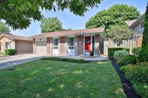 House for sale at 33 Osborne Cres Oakville Ontario - MLS: W4551021