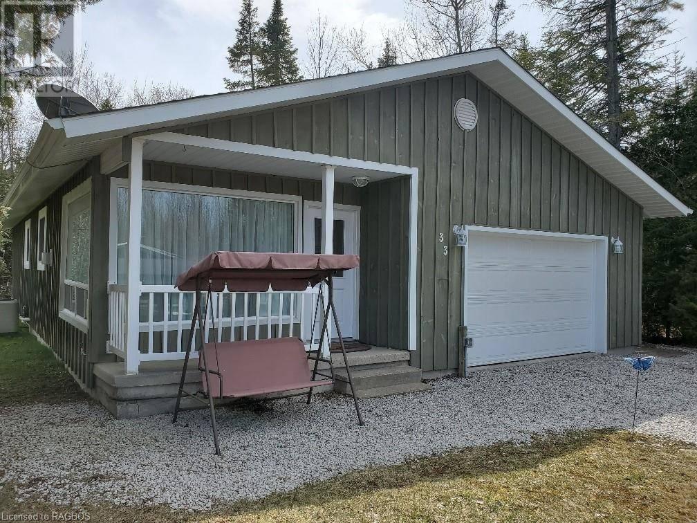 House for sale at 33 Ottawa Ave Southampton Ontario - MLS: 256046