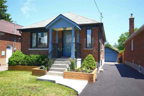 House for sale at 33 Parker Ave Toronto Ontario - MLS: W4801860