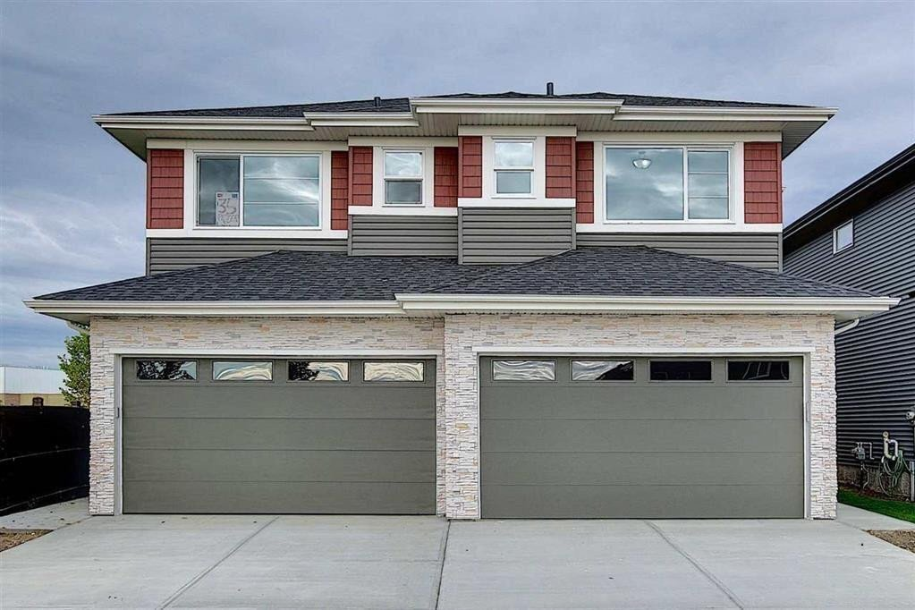 Townhouse for sale at 33 Peter St Spruce Grove Alberta - MLS: E4223134