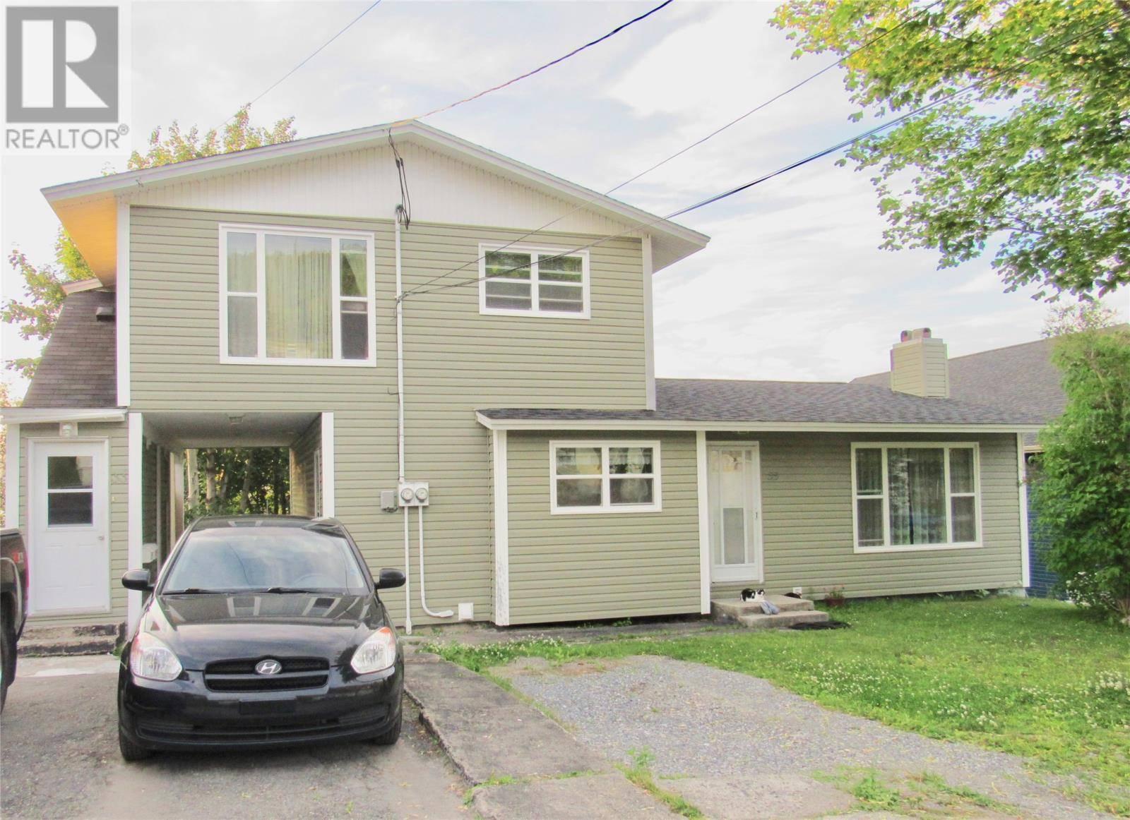 House for sale at 33 Petley St Corner Brook Newfoundland - MLS: 1199969