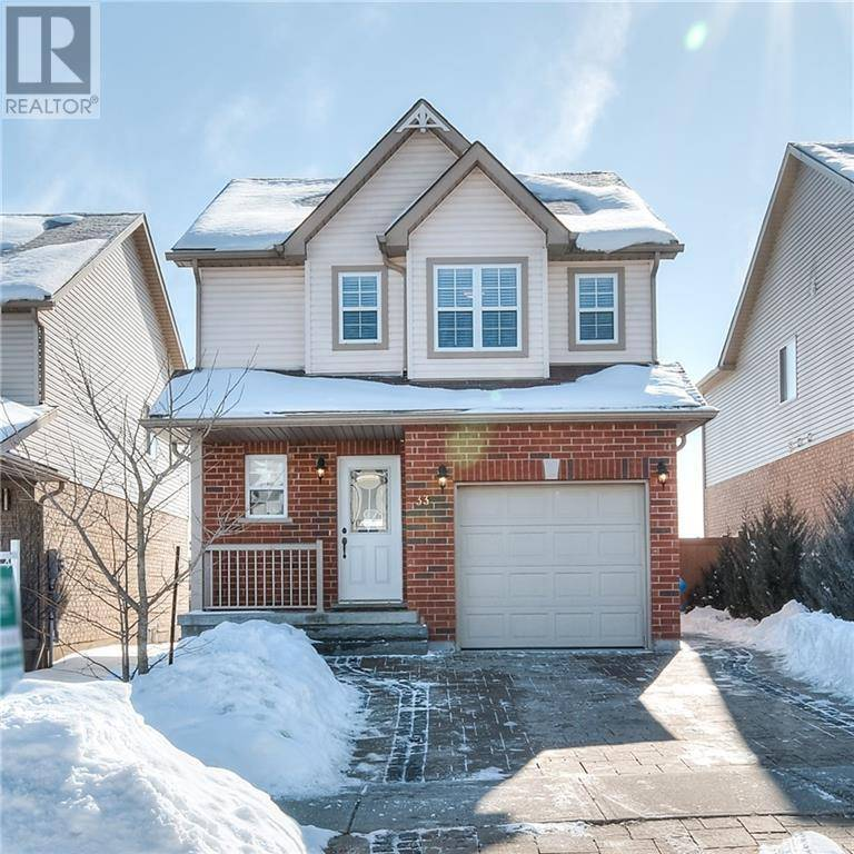 House for sale at 33 Pettitt Dr Guelph Ontario - MLS: 30791009