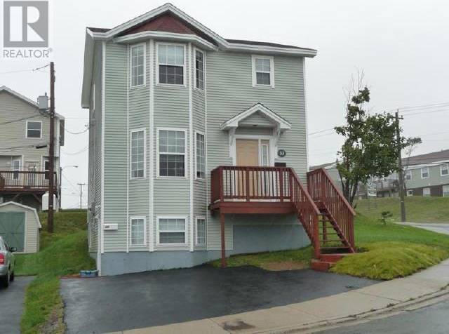 House for sale at 33 Picea Ln St. John's Newfoundland - MLS: 1210028