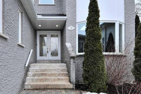 House for sale at 33 Previn Ct New Tecumseth Ontario - MLS: N4718413