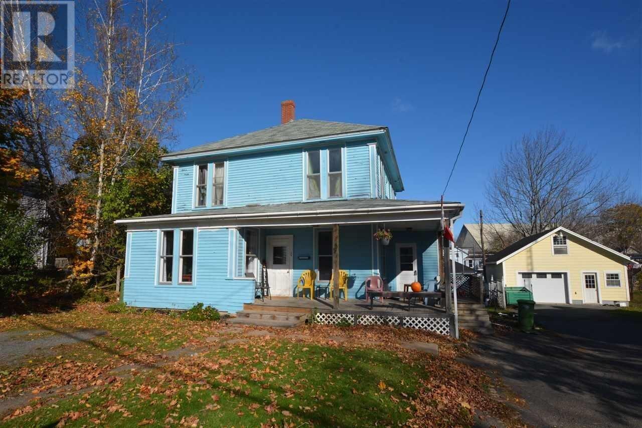 Townhouse for sale at 33 Prince St Hantsport Nova Scotia - MLS: 202020244