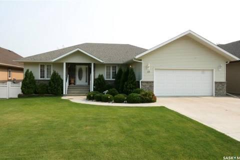 House for sale at 33 Qu'appelle Cres Fort Qu'appelle Saskatchewan - MLS: SK760633