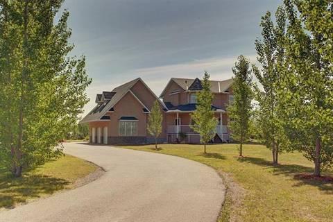 House for sale at 33 Ravencrest Dr Rural Foothills County Alberta - MLS: C4269644