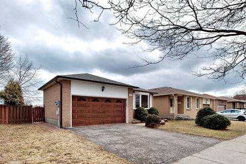 House for sale at 33 Regency Cres Whitby Ontario - MLS: E4737813