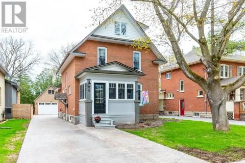 House for sale at 33 Regent St Lindsay Ontario - MLS: 193866